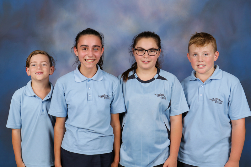Franklin House Captains