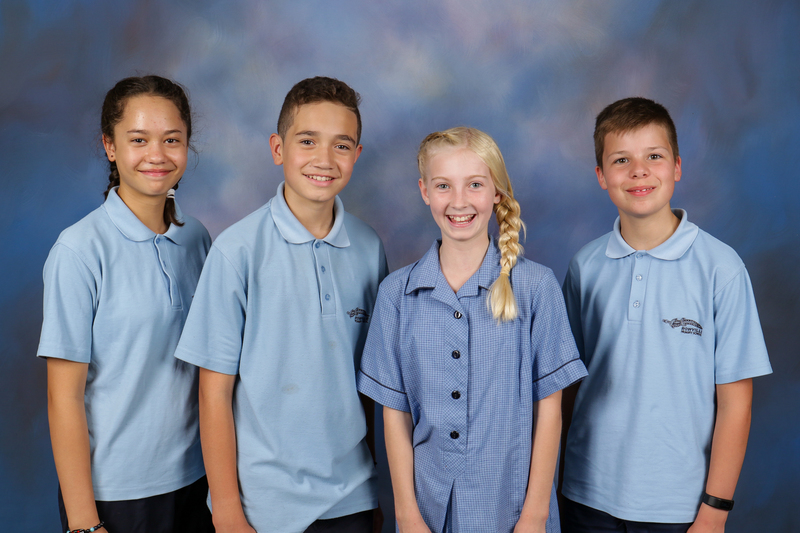 School Captains and Vice Captains