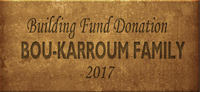 Building Fund Brick BOU-KARROUM 2017
