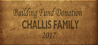 Building Fund Brick CHALLIS 2017