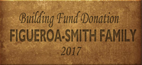 Building Fund Brick FIGUEROA-SMITH 2017