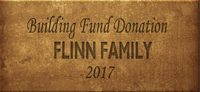 Building Fund Brick FLINN 2017;