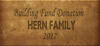 Building Fund Brick HERN 2017