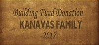 Building Fund Brick KANAVAS 2017