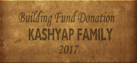 Building Fund Brick KASHYAP 2017