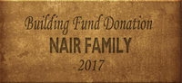 Building Fund Brick NAIR 2017